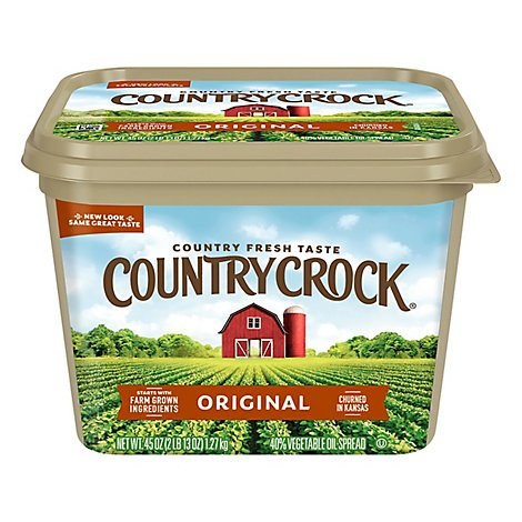 Country Crock Spread Original - 45 Oz