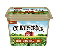 Country Crock Shedds Spread Buttery Spread 40% Vegetable Oil Original - 45 Oz