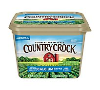 Country Crock Shedds Spread Vegetable Oil Spread 32% Calcium with Vitamin D - 45 Oz