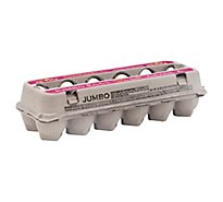 Lucerne Farms Eggs Jumbo Grade A - 12 Count