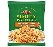 Simply Potatoes Hash Browns Southwest - 20 Oz