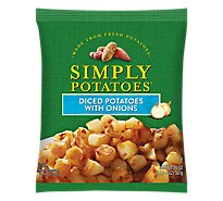 Simply Potatoes Diced Onion - 20 Oz