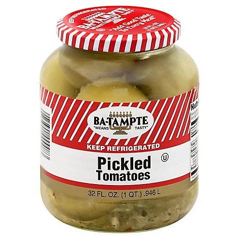Ba-Tampte Pickled Tomatoes - 32 Fl. Oz.