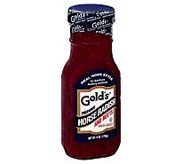 Golds Red Horseradish - 6 Oz