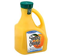 Simply Orange Juice Pulp Free With Calcium & Vitamin D - 2.63 Liter