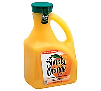 Simply Orange Juice Pulp Free - 2.63 Liter