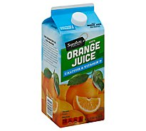 Signature SELECT/Farms Juice 100% Pure Orange Calcium & Vitamin D Chilled - 64 Fl. Oz.