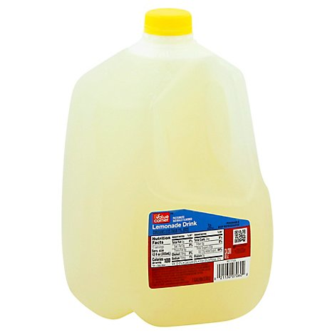 Value Corner Drink Lemonade - 128 Fl. Oz.