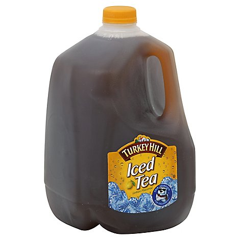 Turkey Hill Iced Tea Regular - 128 Fl. Oz.