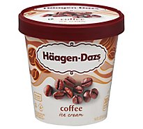 Haagen-Dazs Ice Cream Coffee - 14 Fl. Oz.