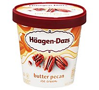 Haagen-Dazs Ice Cream Butter Pecan - 14 Fl. Oz.