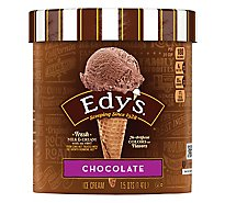 Dreyers Edys Ice Cream Grand Chocolate - 1.5 Quart