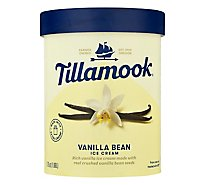 Tillamook Vanilla Bean Ice Cream - 1.75Quart