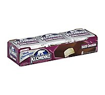 Klondike Ice Cream Bars Dark Chocolate - 6-4.5 Fl. Oz.