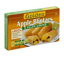 Golden Blintzes Apple 6 Count - 13 Oz