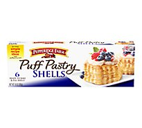 Pepperidge Farm Puff Pastry Shells 6 Count - 10 Oz