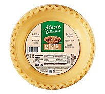 Marie Callenders Pie Shells Deep Dish 2 Count - 16 Oz