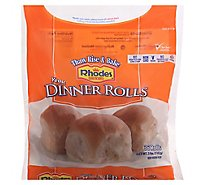 Rhodes Yeast Dinner Rolls 36 Count - 3 Lb
