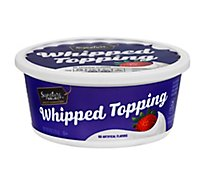 Signature SELECT/Kitchens Whipped Topping - 8 Oz