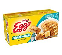 Eggo Waffles Buttermilk 10 Count - 12.3 Oz
