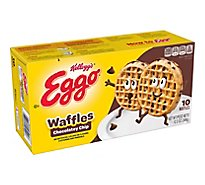 Eggo Waffles Chocolatey Chip 10 Count - 12.3 Oz