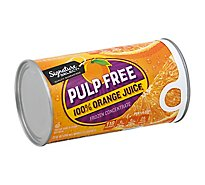Signature SELECT Juice Orange Pulp Free - 12 Fl. Oz.