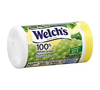 Welchs Juice Frozen Concentrate 100% White Grape - 11.5 Fl. Oz.