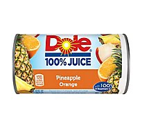 Dole Juice Pineapple Orange - 12 Fl. Oz.