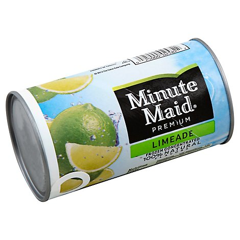 Minute Maid Premium Juice Frozen Concentrated Limeade - 12 Fl. Oz.