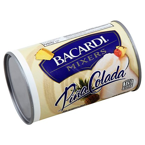 BACARDI Mixers Frozen Concentrated Pina Colada - 10 Fl. Oz.