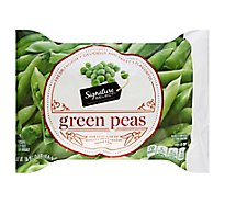 Signature SELECT Peas Green - 16 Oz