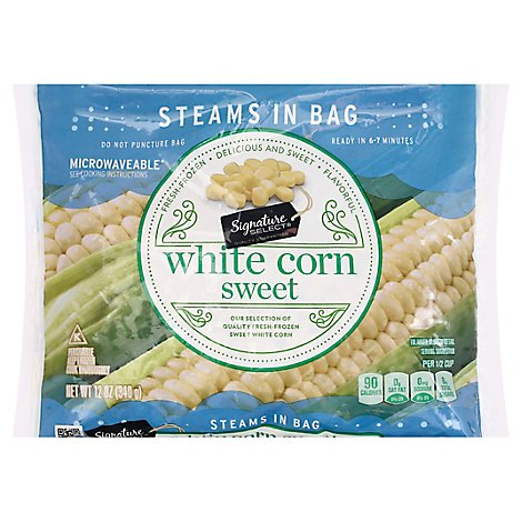 Signature SELECT/Kitchens Corn Sweet White - 12 Oz