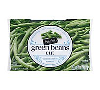 Signature SELECT Beans Green Cut - 16 Oz