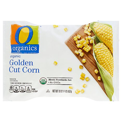 O Organics Organic Corn Golden Cut - 16 Oz