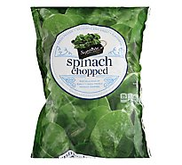 Signature SELECT Spinach Chopped - 16 Oz
