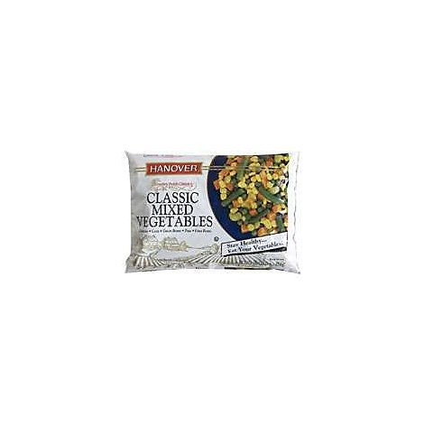 Hanover Vegetables Mixed Classic - 16 Oz