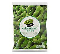 Signature SELECT/Kitchens Edamame Shelled - 16 Oz