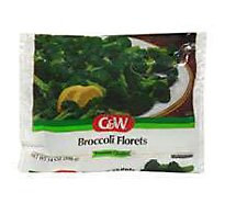 Birds Eye C&W Broccoli Florets - 14 Oz
