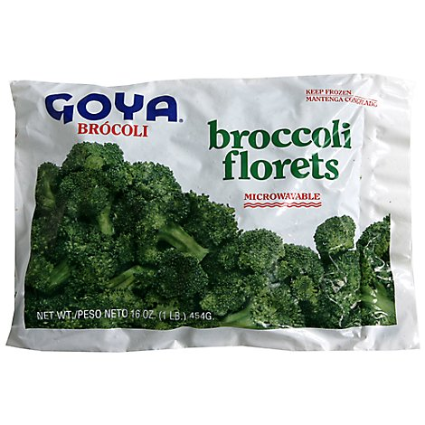Goya Broccoli Florets - 16 Oz