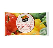 Signature SELECT/Kitchens Pepper Strips Red Green Yellow - 14 Oz