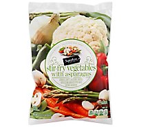 Signature SELECT Vegetables Stir-Fry With Asparagus - 16 Oz