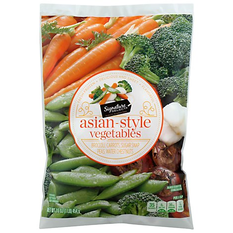 Signature SELECT Vegetables Asian-Style - 16 Oz
