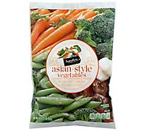 Signature SELECT/Kitchens Vegetables Asian-Style - 16 Oz