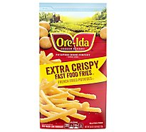 Ore-Ida Potatoes French Fried Fast Food Extra Crispy - 26 Oz