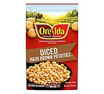 Ore-Ida Potatoes Hash Brown Diced Gluten Free - 32 Oz