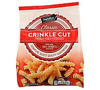 Signature SELECT/Kitchens Potatoes French Fried Crinkle Cut - 32 Oz