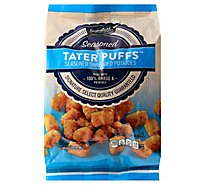 Signature SELECT/Kitchens Potatoes Seasoned Shredded Tater Treats - 32 Oz