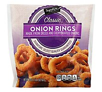 Signature SELECT/Kitchens Onion Rings - 20 Oz
