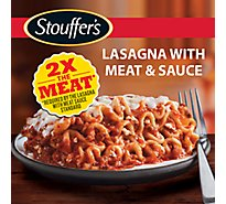 STOUFFERS Classics Meal Lasagna with Meat & Sauce - 10.5 Oz