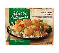 Marie Callenders Entree Chicken Sweet & Sour - 14 Oz